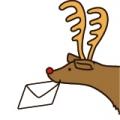 グリーンサンタからメールが届きます